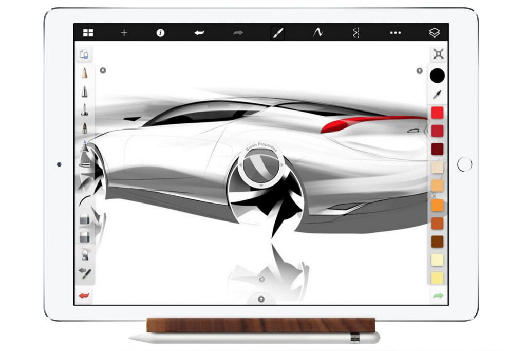 Amazing Art Apps For Ipad Pro